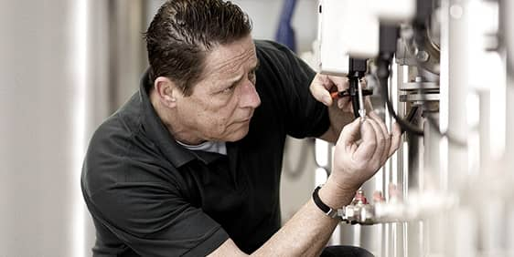 Andrews water heaters servicing and maintenance