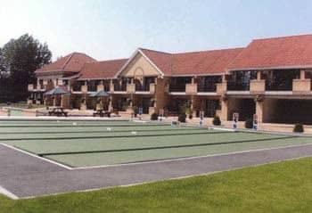 Potters leisure resort