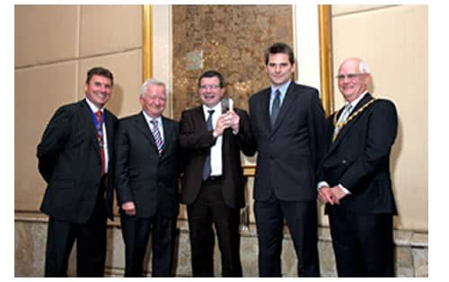 Gas industry award