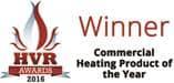 HVR winner logo