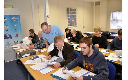 Northern Ireland training centre