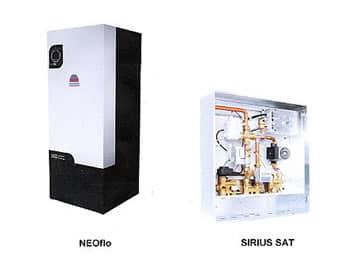 NEOflo and Sirius Sat